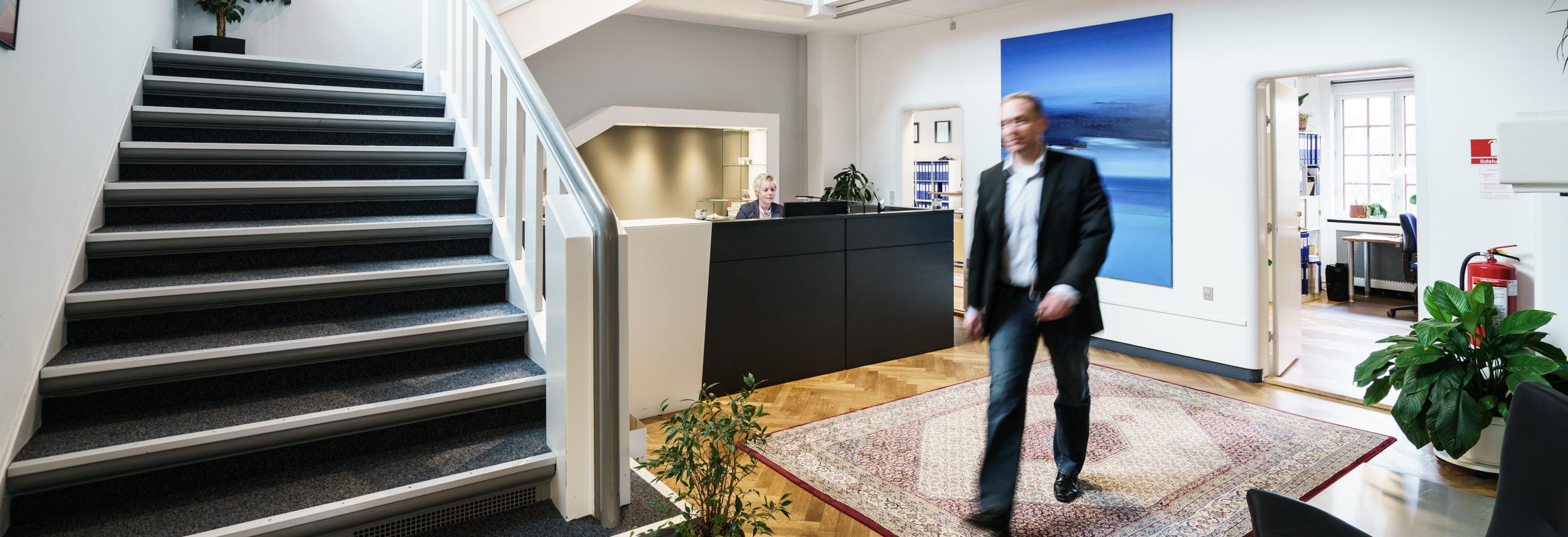 Revision Vadestedet Hall & Leif - Fotograf Steen Knarberg